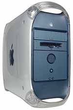 Apple Macintosh G4 Digital Audio - FastMac 1.2 Ghz Processor with an 80GB Hitachi 7200 rpm Hard Drive, IBM 27GB 7200 rpm Backup Drive, 8X DVD, 512 MB Ram, Internal Zip