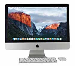 Refurbished Intel iMac on sale now!